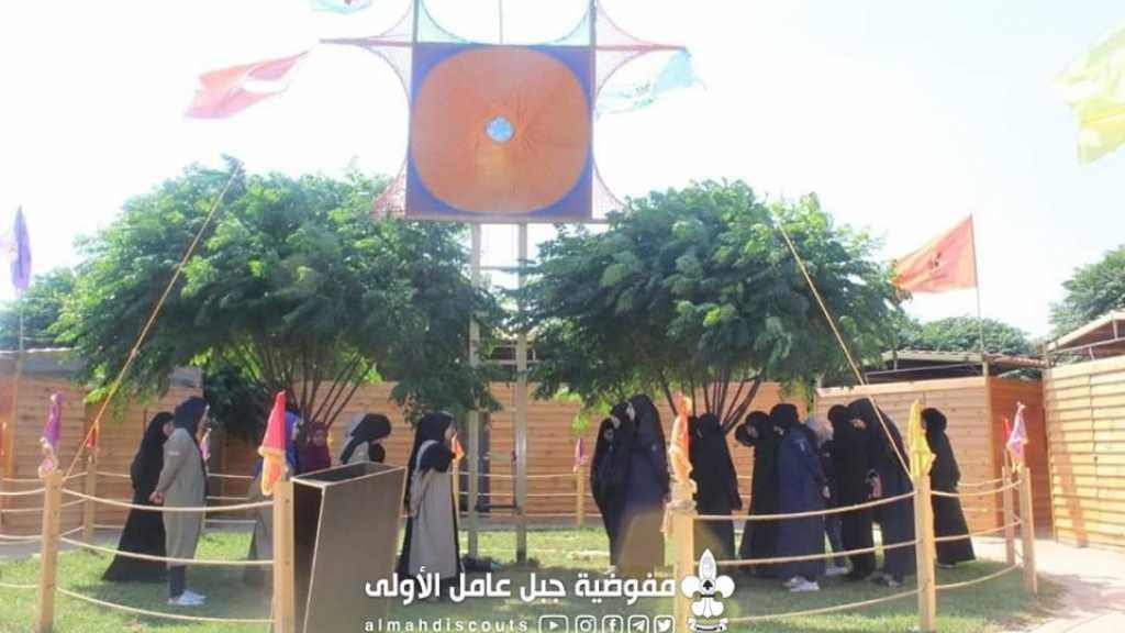 يوم تخيمي في دير عامص