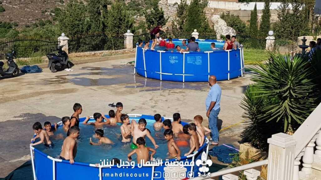 الأنشطة والأندية الصيفية