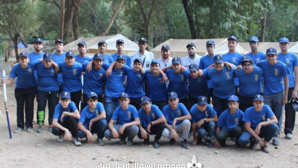 مخيم جنة يستقبل مفوضية بيروت