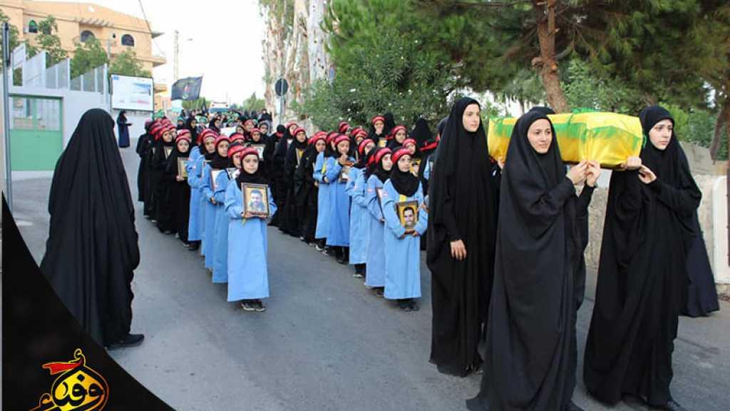 استمرار الإحياء لليوم السابع في قطاع بنت جبيل