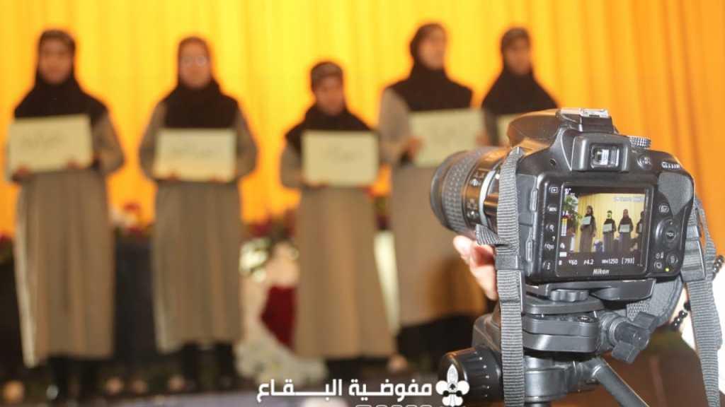 أحباب الحسين عرض مسرحي في تمنين الفوقا