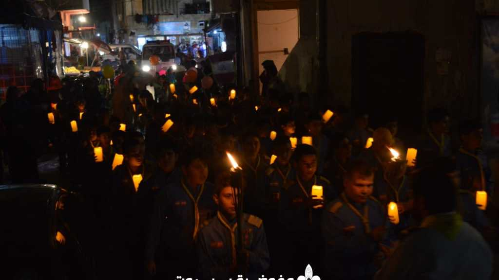 مسيرة الحب محمد(ص)