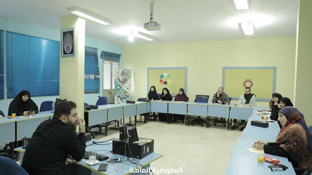 ورشة التحقيق الصحفي في الأكاديمية اللبنانية للمهارات