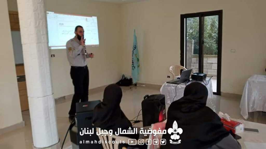 ورشة تدريبية بعنوان التعلم التعاوني
