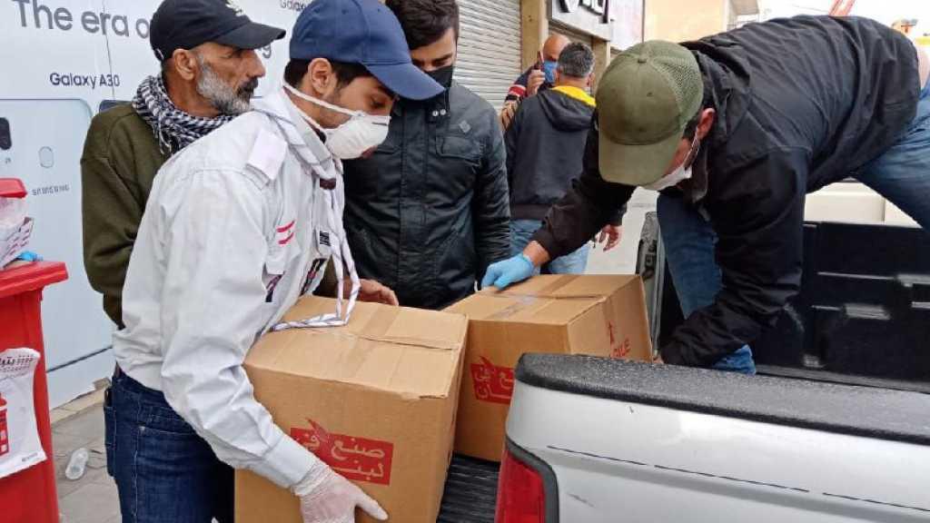 توزيع حصص غذائية -القطاع الأوسط