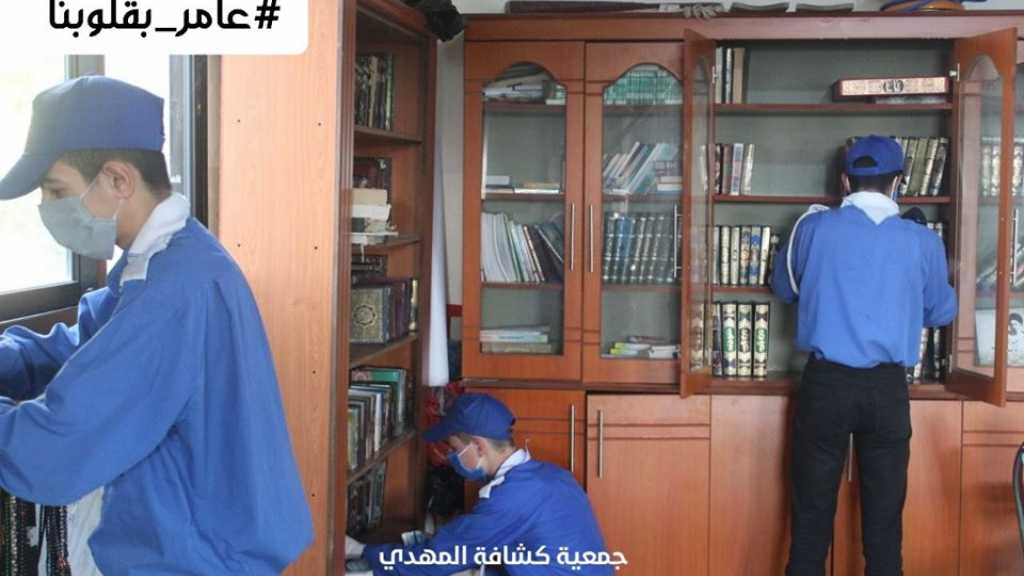 اسبوع المسجد في عيتا الشعب