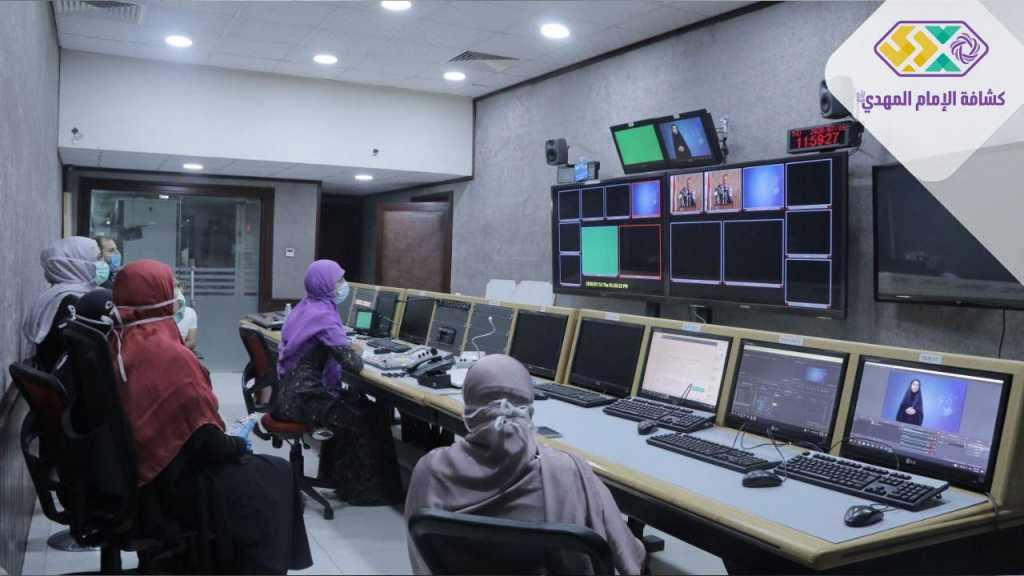 يوم إعلامي طويل لمتدرّبي دبلوما التقديم التلفزيوني داخل استديوهات يونيوز
