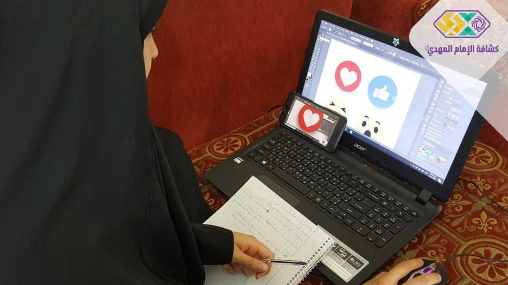 دورة في التصميم الغرافيكي للأخوات في مفوضية بيروت