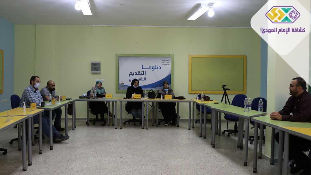 الأكاديمية اللبنانية للمهارات تختتم دبلوما التقديم التلفزيوني