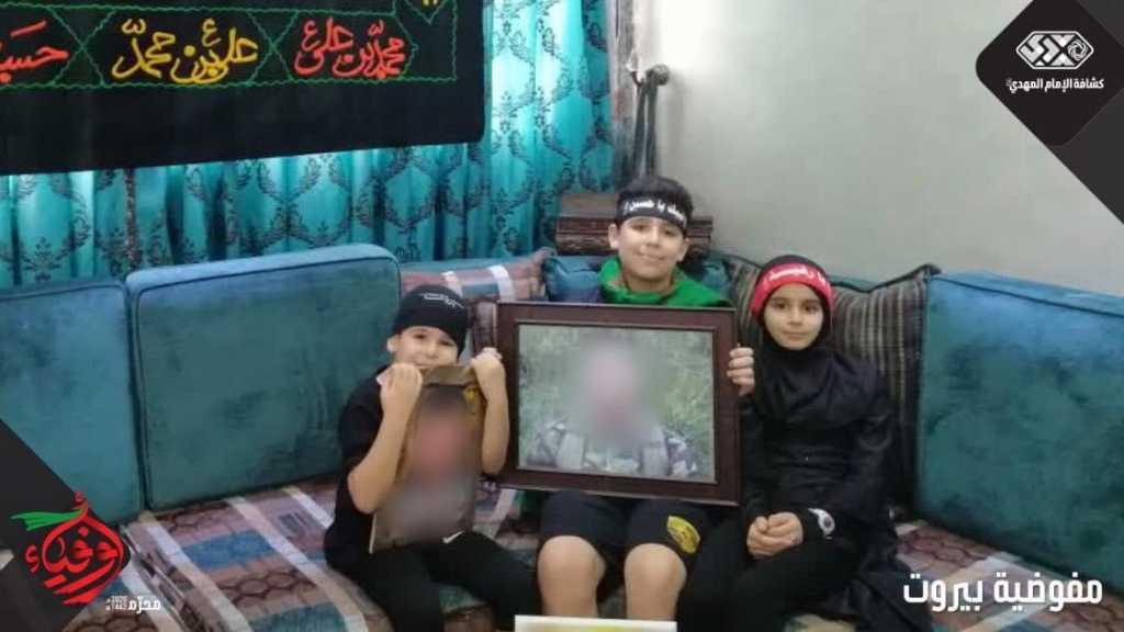 احياء اليوم الاول في مفوضية بيروت