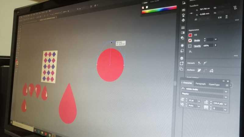 ورشة التصميم الغرافيكي لأمناء الإعلام في القطاعات