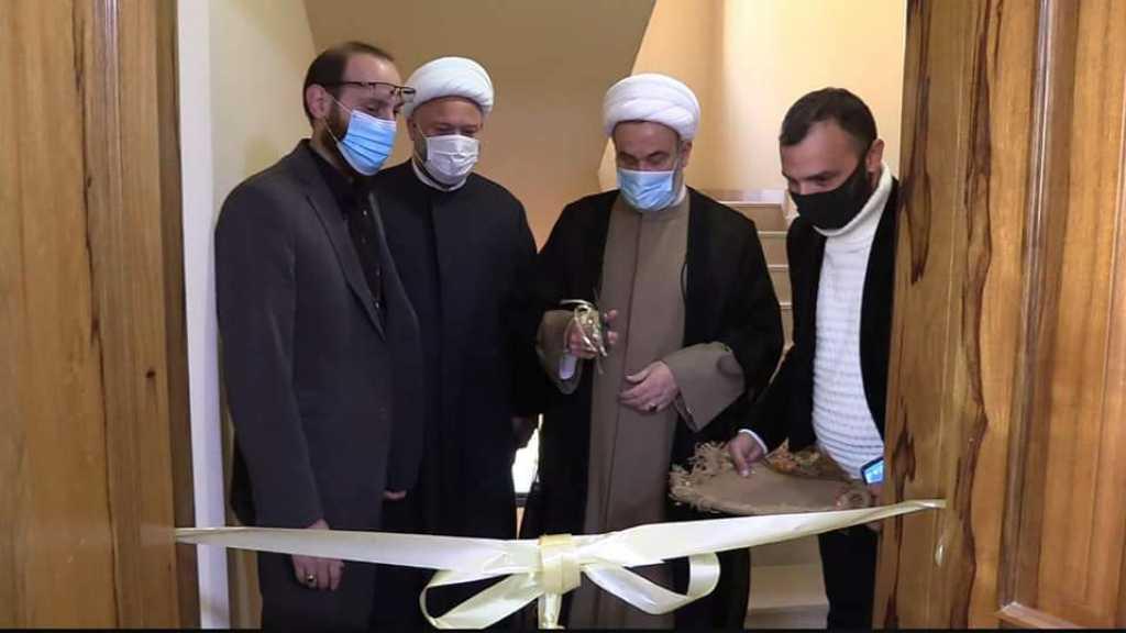 إفتتاح المركز الجديد لمفوضية الشمال وجبل لبنان