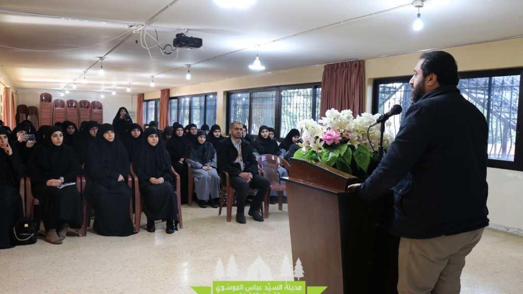اختتام الدورات الاعلامية في مدينة السيد عباس الموسوي الشبابية والكشفية