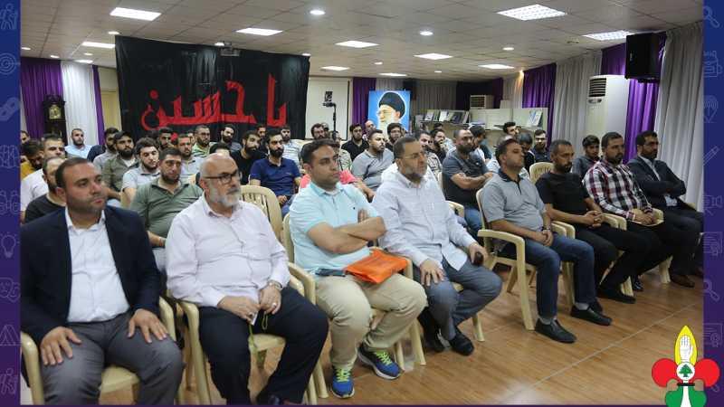 وفد خُدام زوار الإمام الحسين في الأربعين يبدء استعدادته