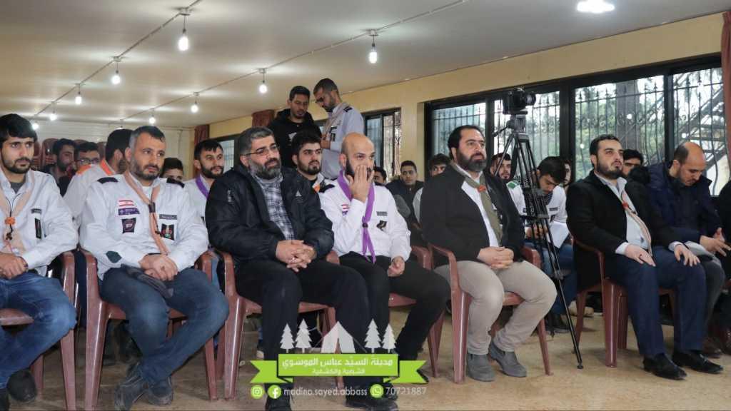 اختتام الدورات الاعلامية للاخوة في مدينة السيد عباس الموسوي الشبابية
