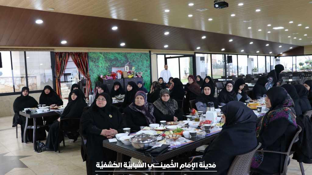 تكريم عيد الأم لفوج الحوراء(ع) زوطر الشرقية في المدينة