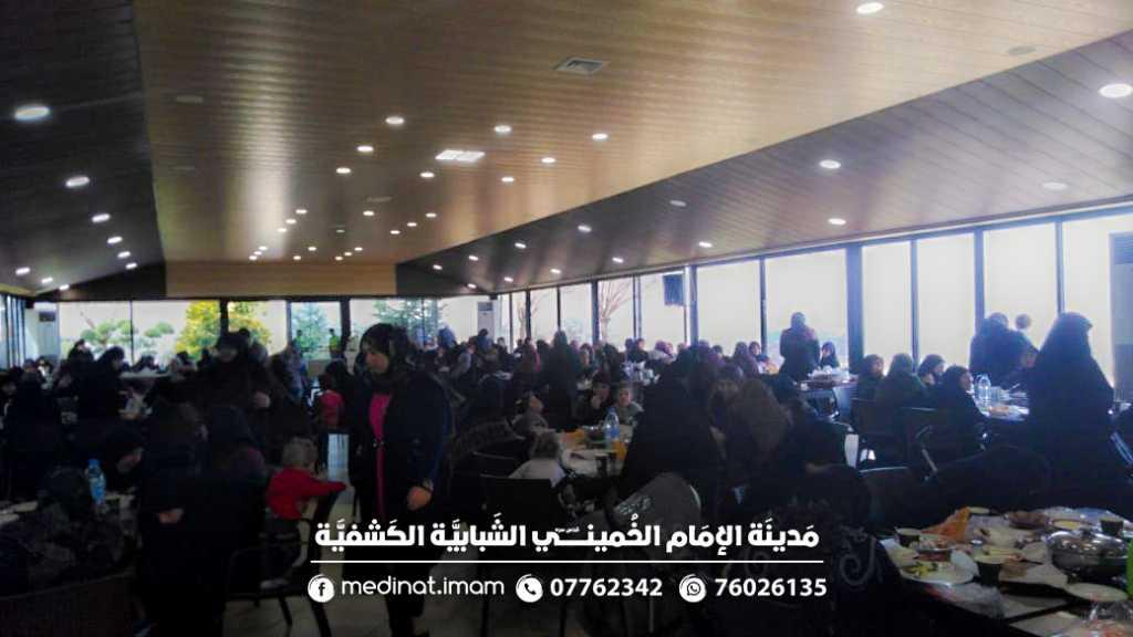 جمعية التضامن الإسلامية-خربة سلم تكرم الأمهات في المدينة