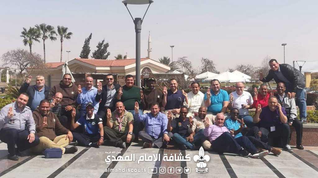 رئيس الجمعية في مصر، مشاركًا في القمة الفنية الكشفية الـ 17 والسمنار الإقليمي