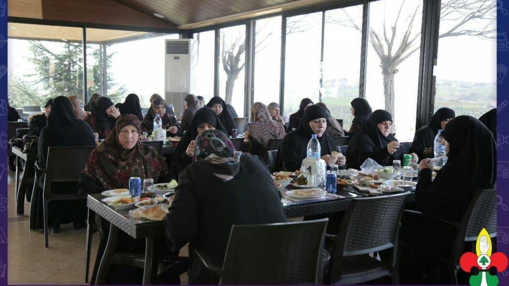 حفل تكريم الأمهات في مفوّضية جبل عامل الثانية