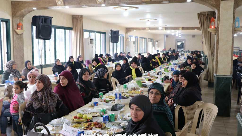 اتحاد بلديات شرقي بعلبك تكريم الأمهات