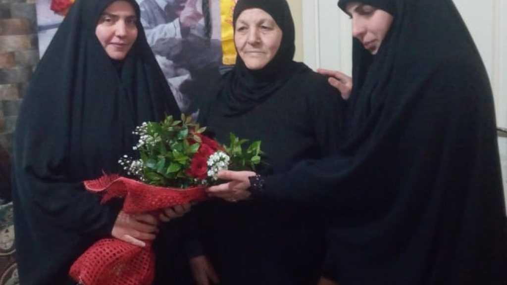 تكريم امهات الشهداء
