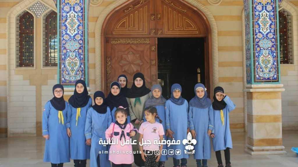 رحلة تكريمية في فوج الدوير