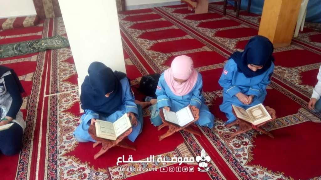 احياء شهر رمضان في القصر