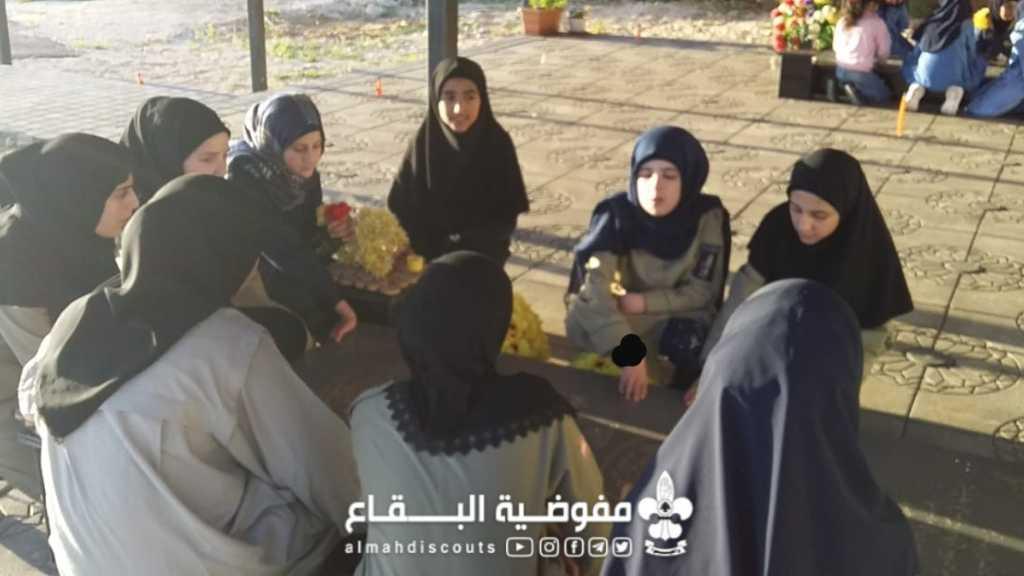زيارة اضرحة الشهداء في الناصرية