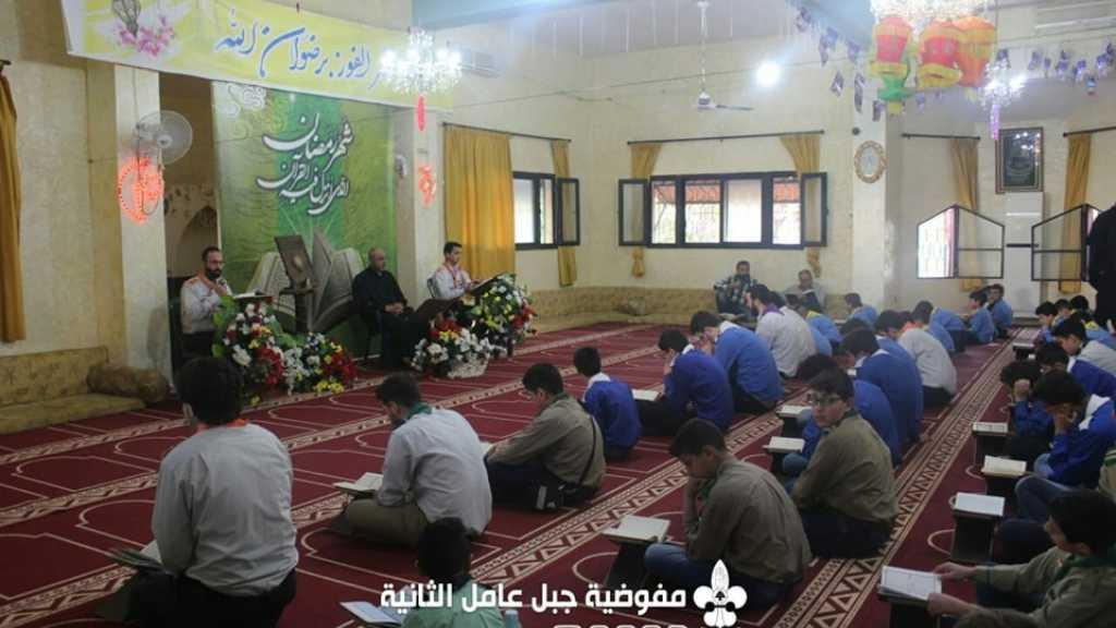 أمسية قرآنية في فوج تول