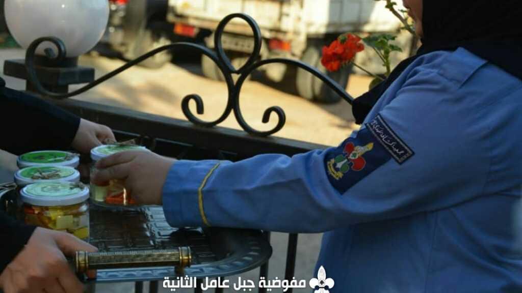 هدايا الشهر الفضيل لكشفيات عربصاليم
