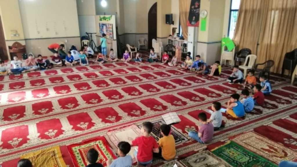 حلقات قرآنية