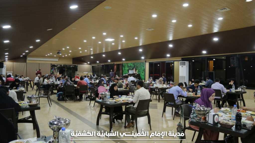 حفل لإفطار مفوضية جبل عامل الأولى في المدينة