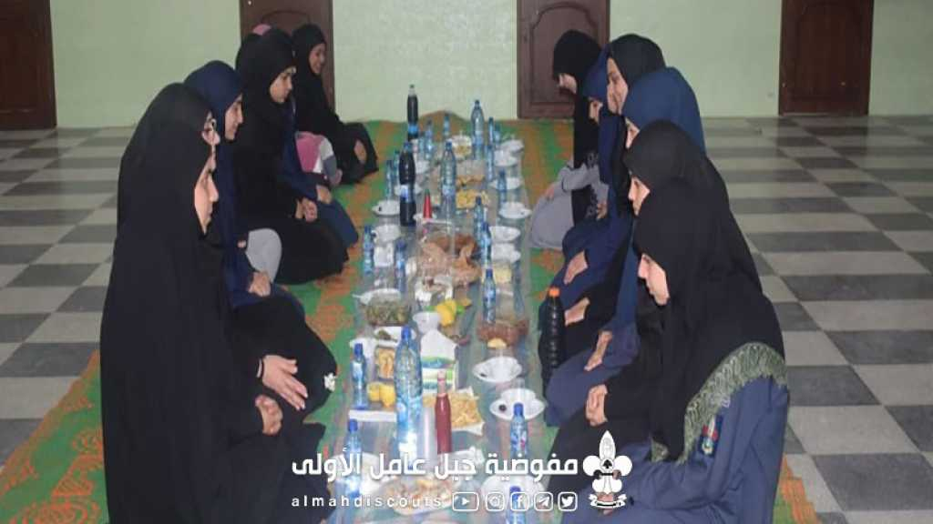 مائدة الرحمان في جويا