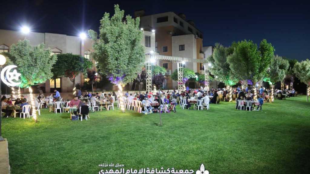 إفطارٌ تكريمي للعاملين في المفوضية العامة لجمعية كشافة الإمام المهدي