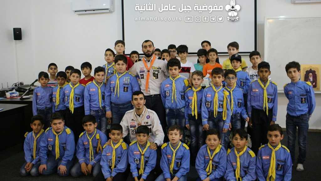 أكثر من 200 كشفي حضروا في الأسبوع الثاني من النوادي الرمضانية في فوج جبشيت