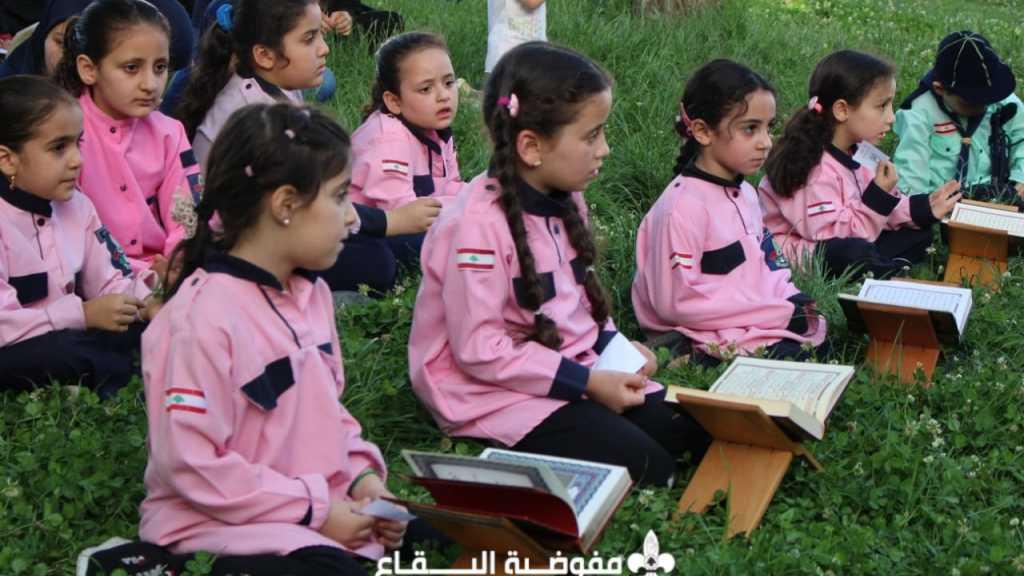 جلسات قرآنية في الهرمل