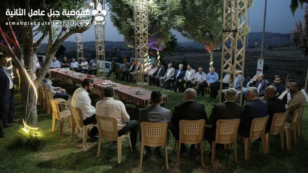 ||للعام الرابع على التوالي، إفطار لرؤساء البلديات تُقيمهُ مفوضيّة جبل عامل الثانية||