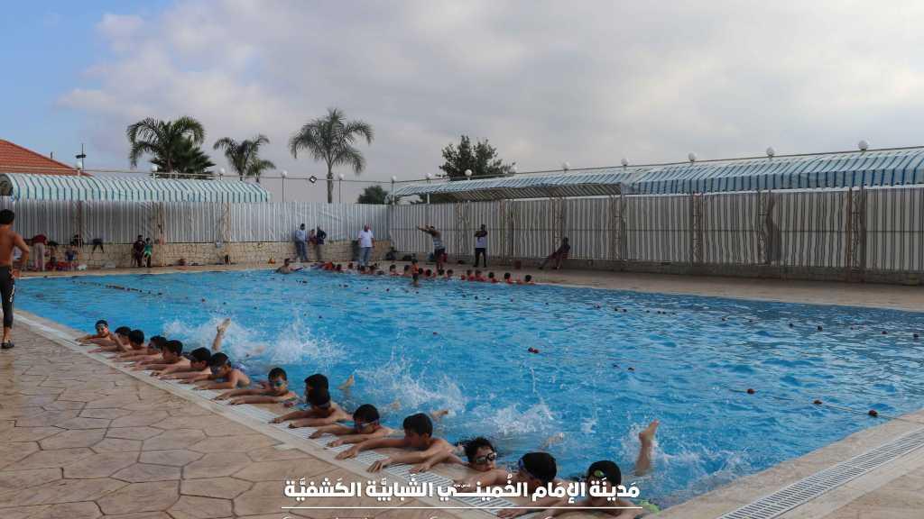 أكاديمية المدينة للسباحة إنطلقت في المدينة