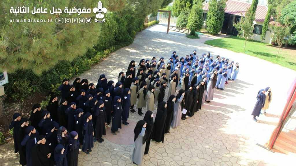 || اليوم الثاني من دورات قائدات الجماعات في قطاع جبشيت||