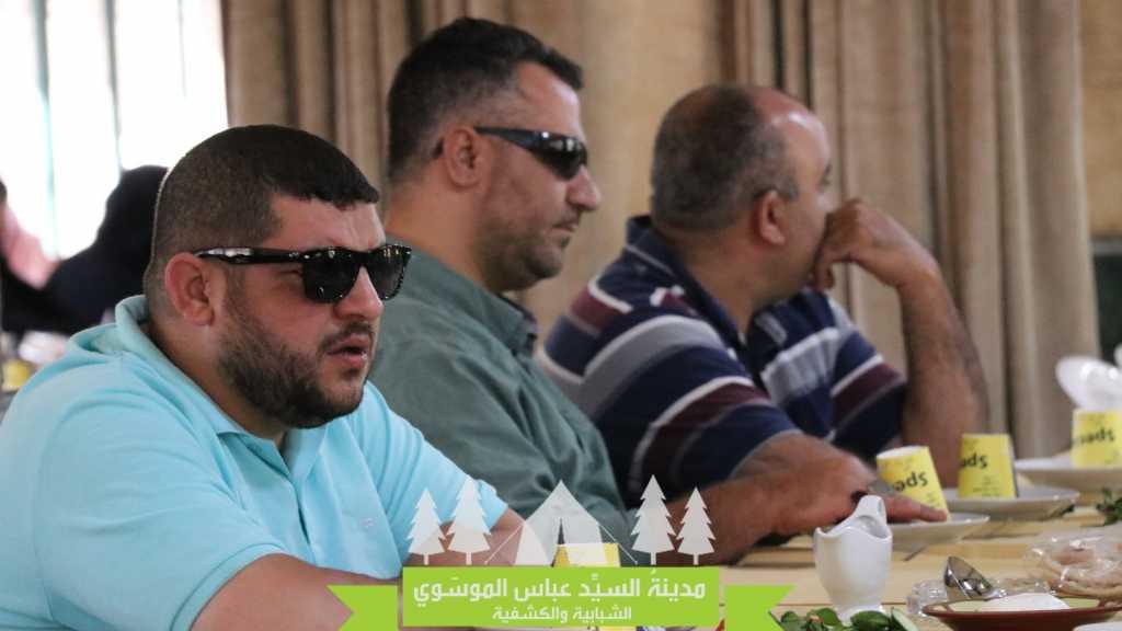 احتفال مؤسسة الجرحى بمناسبة عيد الغدير الاغر
