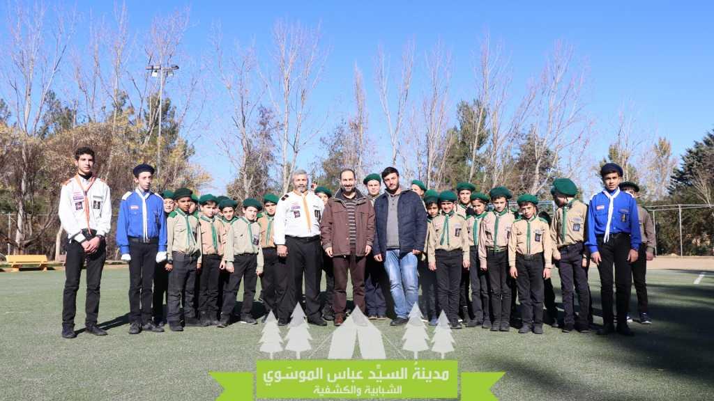 زيارة فوج الامام الحسين عليه السلام /مشغرة
