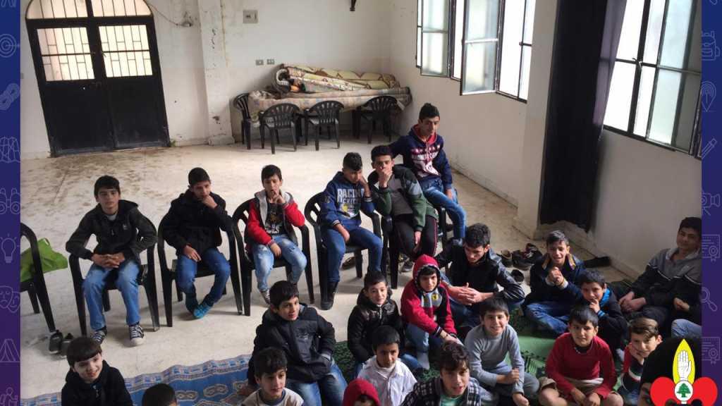 انشطة اسبوعية في عكار