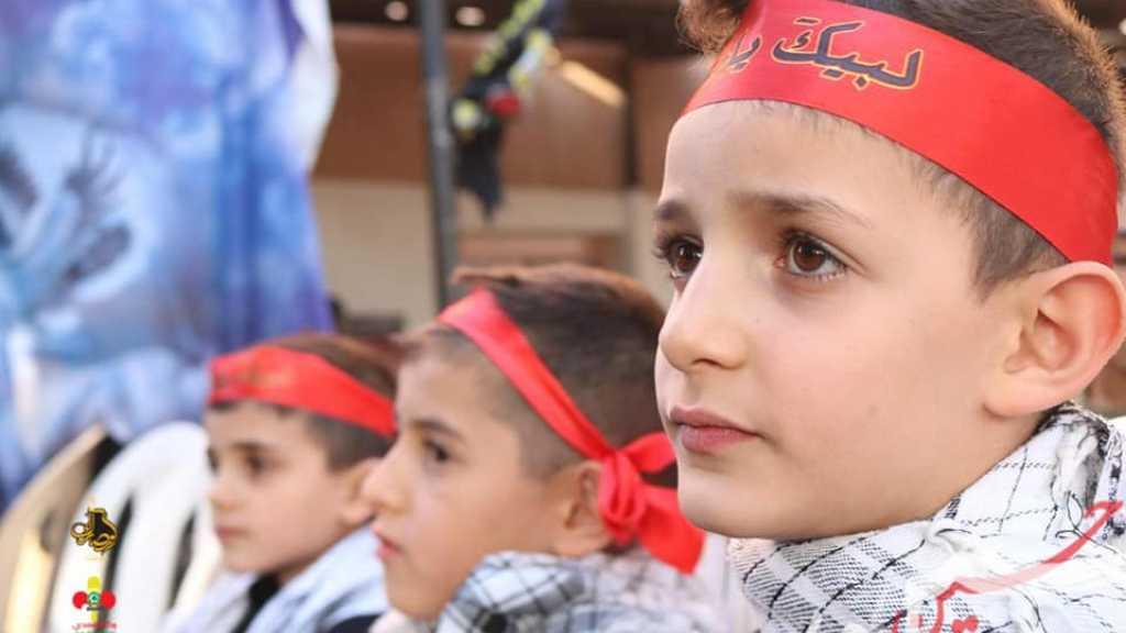 القطاعي الغربي في مفوضية البقاع يستكمل احياءه العاشورائي  لليوم السابع