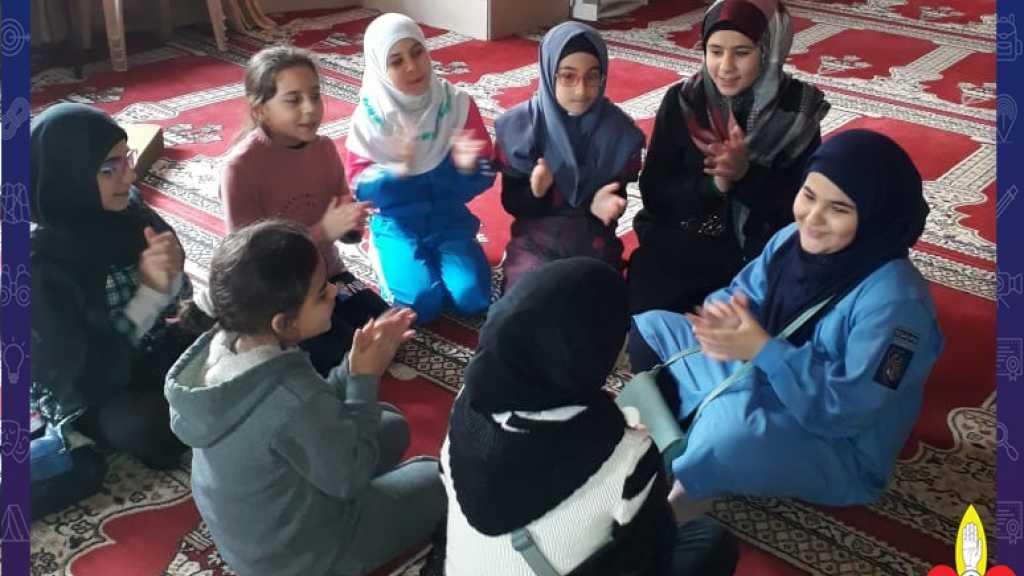 انشطة اسبوعية في مفوضية لشمال وجبل لبنان