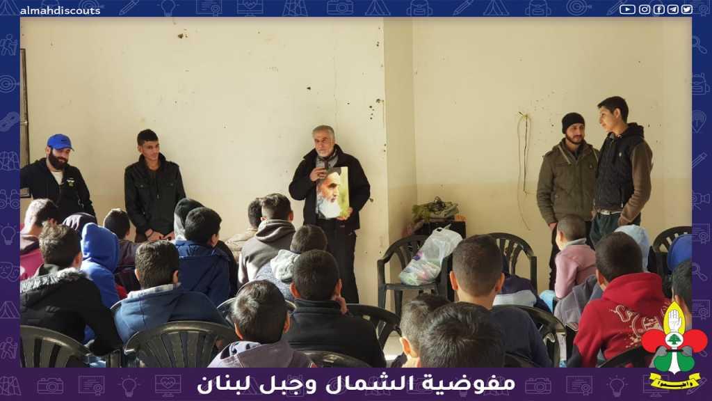 نشاط انتصار الثورة في عكار