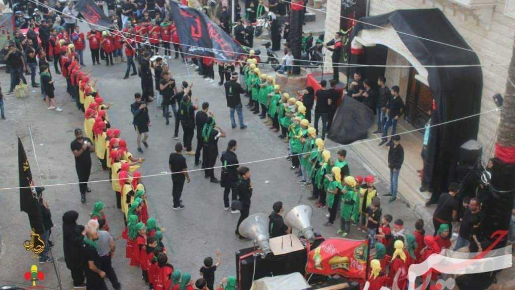 اليوم الرابع من الإحياء العاشورائي في مفوضية جبل عامل الثانية