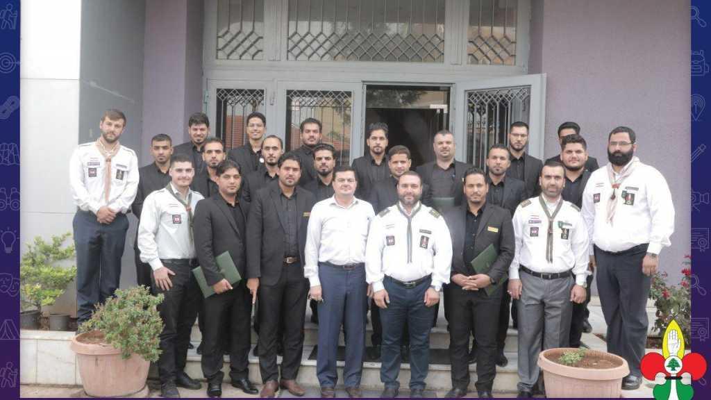 جمعية كشافة الإمام المهدي تختتم المرحلة التدريبية الثانية لكشافة الوارث