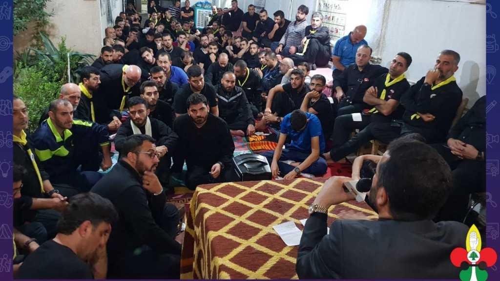 وفد خدام زوار الإمام الحسين (عليه السلام) يبدء فعالياته في العراق