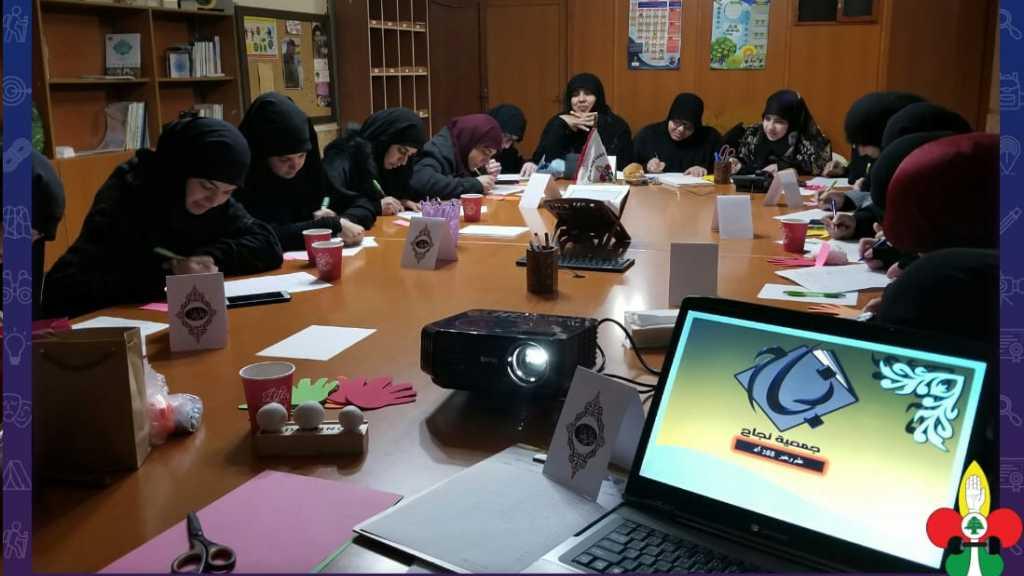 ورشة تربوية لقائدات دليلات قطاع الإقليم